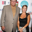 Paul Sorvino, Renee Props — Stock Photo