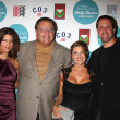Andrea Navedo, Paul Sorvino, Renee Props, Michael Sorvino — Stock Photo
