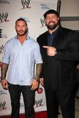 Randy Orton, Big Show — Stock Photo