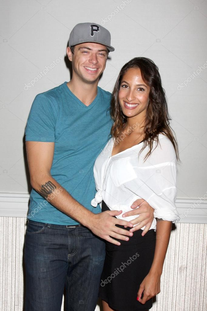 Christel Khalil and ray wicks