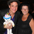 Постер, плакат: Christian LeBlanc and fan