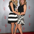 Melissa Ordway, Hunter King — Stock Photo