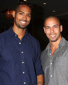 Lamon Archey, Bryton James — Stock Photo