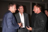 Billy Miller, Peter Bergman, Steve Burton — Stock Photo