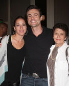 Rachael Marcus Goddard, Daniel Goddard, Mom — Stock Photo