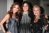 Tracey E. Bregman, Angelica McDaniel, Beth Maitland — Stock Photo