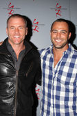 Sean Carrigan, Marco Dapper — Stock Photo