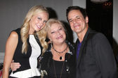 Melissa Ordway, Beth Maitland, Christian LeBlanc — Stock Photo