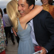 Angela Kinsey, Oscar Nunez — Photo