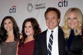 Michaela Watkins, Marcia Gay Harden, Bradley Whitford, Malin Akerman — Stock Photo