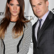 Постер, плакат: Jennifer Carpenter Michael C Hall