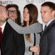 Desmond Harrington, Jennifer Carpenter, Michael C. Hall — Stock Photo