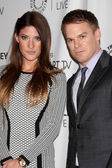 Jennifer Carpenter, Michael C. Hall — Stock Photo