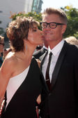 Lisa Rinna, Harry Hamlin — Photo