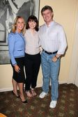 Erin Murphy, Bryce Dallas Howard, Harlan Boll — Stock Photo