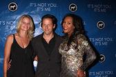 Joelle Carter, Ross McCall, Vivica A. Fox — Stok fotoğraf