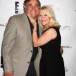 Dan Lauria, Barbara Niven — Stock Photo