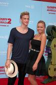 Cody Simpson, Ali Simpson — Fotografia Stock
