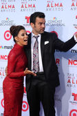 Eva Longoria, Ricardo Antonio Chavira — Stock Photo
