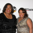 Shonda rhimes, chandra wilson — Photo