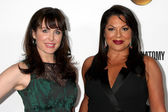 Danielle Bisutti, Sara Ramirez — Stock Photo