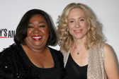 Shonda Rhimes, Betsy Beers — Stock Photo