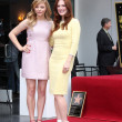 Chloe Grace Moretz, Julianne Moore — Stock Photo