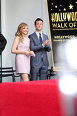Chloe Grace Moretz, Joseph Gordon-Levitt — Stock Photo