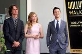 Jay Roach, Chloe Grace Moretz, Joseph Gordon-Levitt — Stock Photo