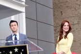 Joseph Gordon-Levitt, Julianne Moore — Stock Photo
