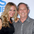 Sharon Case, father Jim Case — Stock Photo #32962069