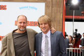 Woody Harrelson, Owen Wilson — Stock Photo