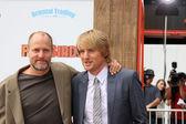 Woody Harrelson, Owen Wilson — Stock Photo