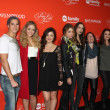 Pretty Little Liars Cast — Stock Photo #33405303