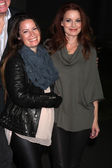 Holly Marie Combs, Laura Leighton — Stock Photo