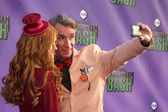 Katherine McNamara, Bill Nye — Photo