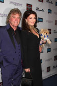 Ken Todd, Lisa Vanderpump, Giggy — Stock Photo