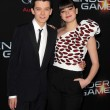 Asa Butterfield, Hailee Steinfeld — Stock Photo