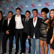 Simon Cowell, Alex & Sierra, Restless Road, Sweet Suspense — Stock Photo #34816179