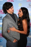 Alex Kinsey, Sierra Deaton — Stock Photo