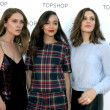 Erin Wasson, Ashley Madekwe, Mandy Moore — Foto Stock