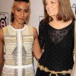 Jada Pinkett Smith, Gloria Steinem — Stock Photo