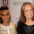 Jada Pinkett Smith, Gloria Steinem — Stock Photo #34907191