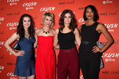 Vanessa Marano, Chelsea Kane, Maia Mitchell, Kylie Bunbury — Stock Photo
