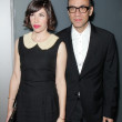 Carrie Brownstein, Fred Armisen — Stock Photo