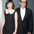 Carrie Brownstein, Fred Armisen — Stockfoto
