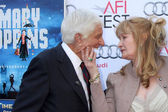 Dick Van Dyke, Karen Dotrice — Stock Photo