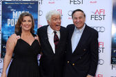 Arlene Silver, Dick Van Dyke, Richard M. Sherman — Stock Photo