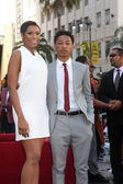 Jennifer Hudson, Jacob Latimore — Stock Photo
