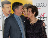 Steve Coogan,Philomena Lee — Stock Photo